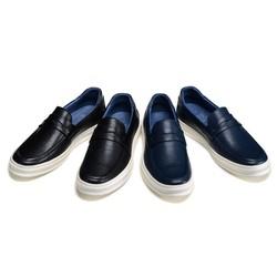 Giày lười chất liệu da biểu bì mềm bảo vệ tốt bàn chân