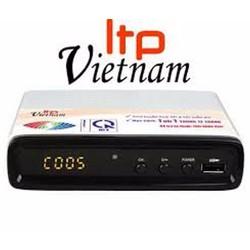 ĐẦU THU TRUYỀN HÌNH SỐ MẶT ĐẤT DVB T2 LTP  STB 1306