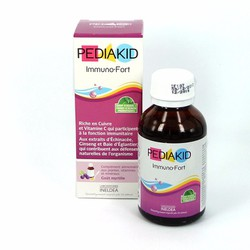 Vitamin Pediakid Immuno Fort tăng cường hệ miễn dịch