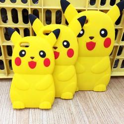 Ốp dẻo Pikachu iphone 5,5s, 6,6s, 6plus, 6s plus