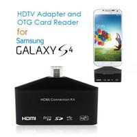 Đầu HDMI Kit OTG Card Reader cho Samsung Galaxy S3 S4 Note2