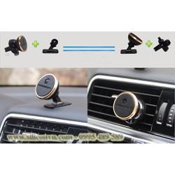 Giá đỡ điện thoại đa năng trên xe hơi