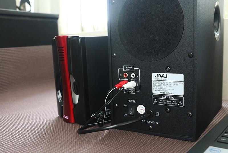 Loa máy tính 2.1 JVJ JS-96UBT