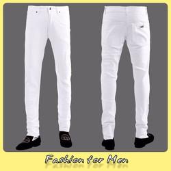 Quần jeans trắng super fake co giãn , hàng nhập loại 1