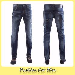 Quần jeans co giãn cao cấp siêu super fake 6244- hàng nhập loại 1