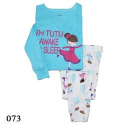073 Bộ bé gái Carters - Tutu Dress - TInker Bell Kids