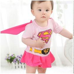 Đầm Super Girl - Nhãn hiệu Samkids