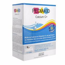 PediaKid Calcium C+ bổ sung Canxi và Vitamin D3