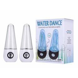 LOA NHẠC NƯỚC - DANCING WATER - KIỂU TRÒN ĐỘC ĐÁO