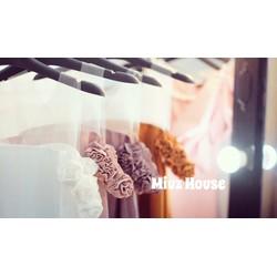 váy hoa tay thiết kế cực xinh