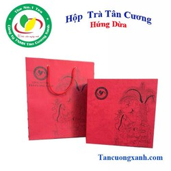 Hộp Trà Hứng Dừa - Trà Thái Nguyên