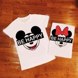 Áo thun đôi Mickey AP061