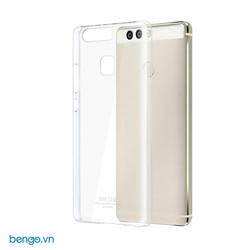 Ốp lưng Huawei P9 IMAK nhựa cứng trong suốt