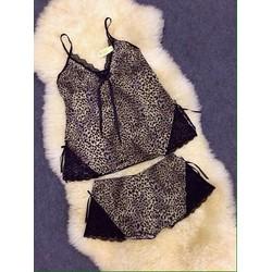 bộ đồ ngủ thun lạnh cao cấp