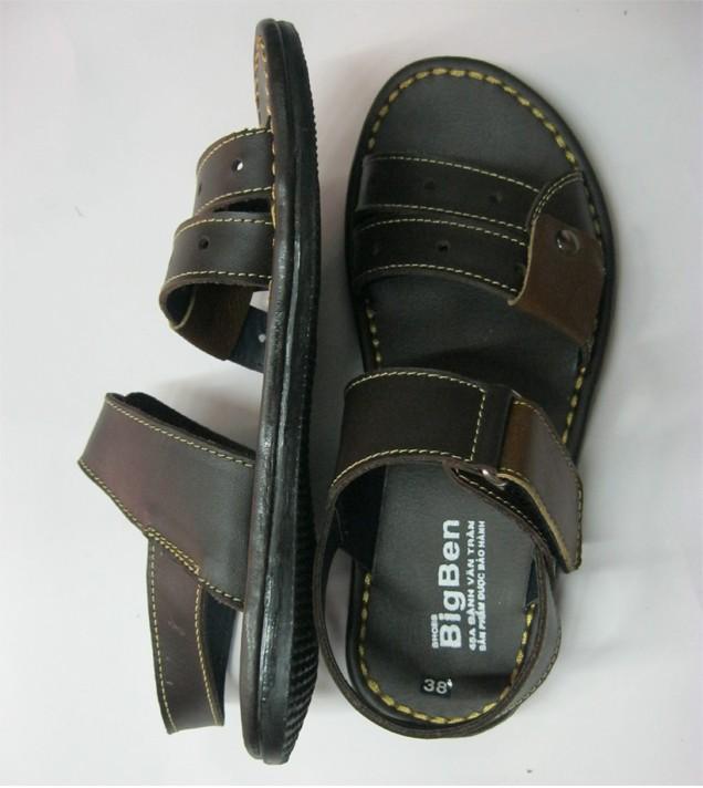 Giày Da Nam Quai Hậu Cao Cấp - N056 3