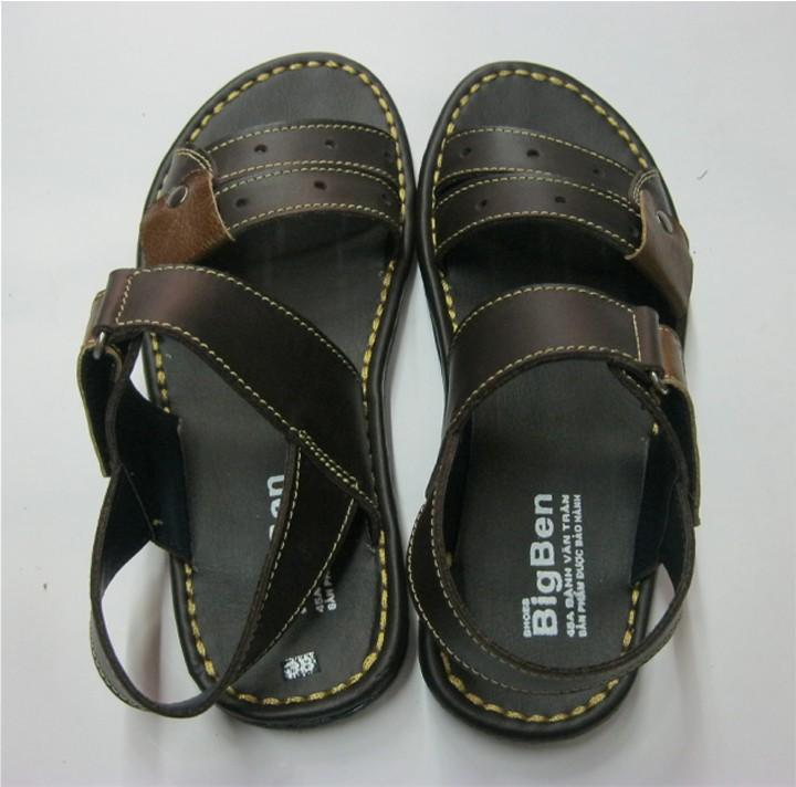Giày Da Nam Quai Hậu Cao Cấp - N056 2