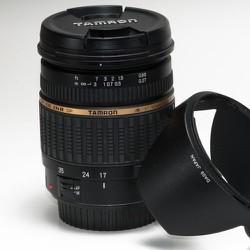 Ống kính Tamron 17~50mm f 2.8 for canon, nikon