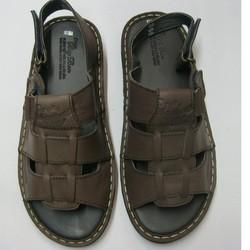 Giày Da Nam Quai Hậu Cao Cấp - N042