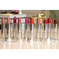 Son Maybelline color sensational matte lipstick