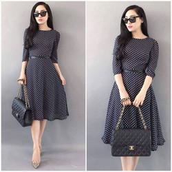 Đầm Vintage