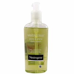 Sữa rửa mặt Neutrogena Visibly Clear 200ml của Mỹ