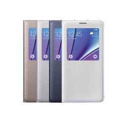 Bao da Sview Samsung Galaxy Note 5 chính hãng