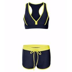 Bộ đồ bơi nữ - Đồ tắm - Bikini LAN HẠNH cá tính 21060 TZID43458