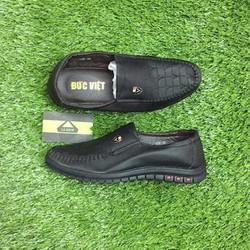 Giày lười da bò thời trang - 3814