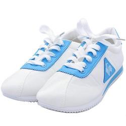 Giày thể thao nữ KWS 01 - Trắng phối xanh