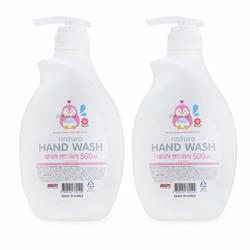 Nước rửa tay Nature 500ml - Hàn Quốc