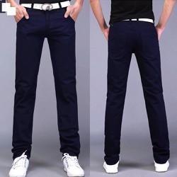 Quần nam kaki phong cách thời trang sành và sang - 130