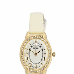 Đồng hồ cao cấp - Đồng hồ JU1006 mặt ovan