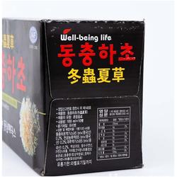 Đông trùng hạ thảo Hàn Quốc dạng chai