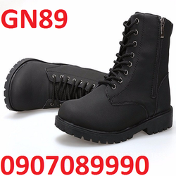 Giày bốt nam cao cấp Hàn Quốc - GN89