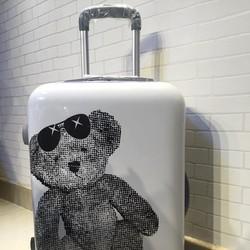 vali gấu teddy hàn quốc hàng chất lượng giá rẻ