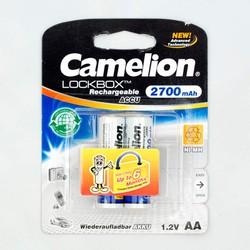 Pin sạc Camelion AA - 1.2V - 2700mAh