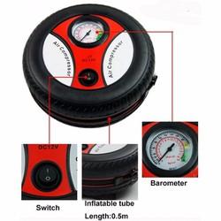 Bơm lốp điện Air Compressor cho xe hơi, xe máy