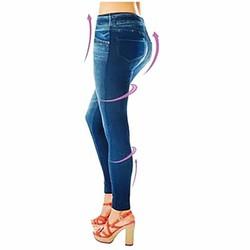 Quần Tạo Dáng Cho Nữ Slim n Lift Jeans