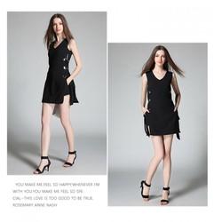 Hàng nhập HK-Set váy kèm sort