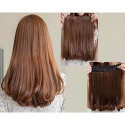 Tóc giả kẹp cúp đuôi tóc TK8