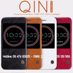 Bao da HTC 10 Nillkin QIN chính hãng giá rẻ