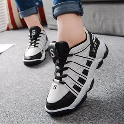 Giày sneakers phong cách Hàn Quốc cá tính TT006T