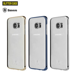 Ốp lưng SAMSUNG GALAXY S7 EDGE - Baseus Glitter case