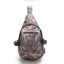 Túi đeo chéo lính nhỏ gọn vải chống thấm