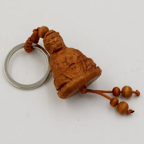Bộ 3 móc khóa tượng Phật Quan Âm