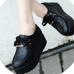 Giày bành mì để độn cá tính BM023D - f3979.com