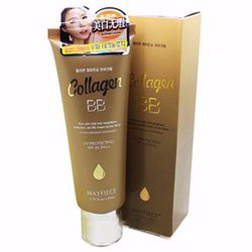 Kem nền BB collagen Mayfiece - 4016139 , 3649500 , 15_3649500 , 66000 , Kem-nen-BB-collagen-Mayfiece-15_3649500 , sendo.vn , Kem nền BB collagen Mayfiece