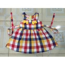 Đầm kate chất đẹp cho bé thêm xinh