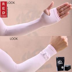 Găng tay chống nắng Xỏ Ngón tập thể hình