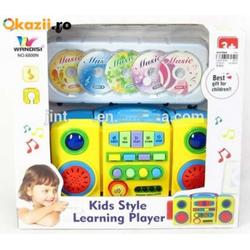 Đồ chơi máy cassette cho bé